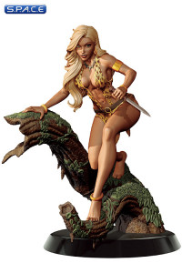 Sheena »Queen of the Jungle« Statue by Scott Campbell (Women of Dynamite)