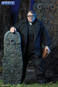 Guillermo del Toro Figural Doll SDCC 2018 Exclusive