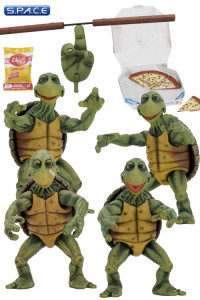 1/4 Scale Baby Turtles 4-Pack (Teenage Mutant Ninja Turtles)