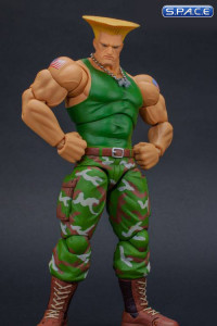 1/12 Scale Guile (Ultra Street Fighters II: The Final Challengers)