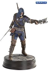 Geralt Grandmaster Feline PVC Statue (The Witcher 3: Wild Hunt)