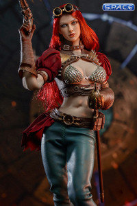 1/6 Scale Steam Punk Red Sonja - Regular Version