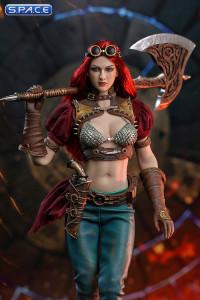 1/6 Scale Steam Punk Red Sonja - Regular Version