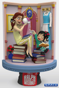 Belle Diorama Stage 024 (Ralph Breaks the Internet)