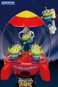 Alien's Rocket Diorama Stage 031 Deluxe Edition (Toy Story)