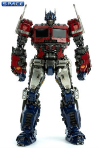 Optimus Prime DLX Scale Collectible Figure (Bumblebee)