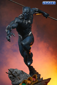 Black Panther Avengers Assemble Statue (Marvel)