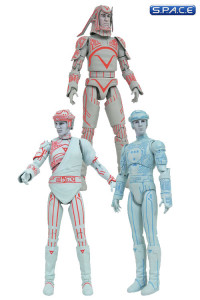 Complete Set of 3: Tron Select Series 1 (Tron)