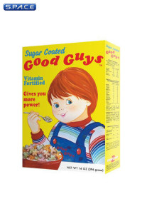 1:1 Good Guys Cereal Box Replica (Bride of Chucky)