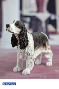 1/6 Scale brown Springer Spaniel