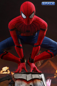 1/4 Scale Spider-Man QS014 (Spider-Man: Homecoming)