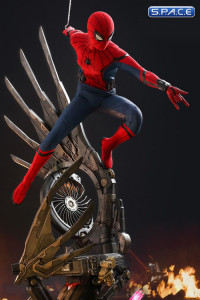 1/4 Scale Spider-Man QS015 Deluxe Version (Spider-Man: Homecoming)