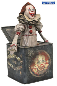 Pennywise in Box Gallery PVC Statue (It Chapter 2)