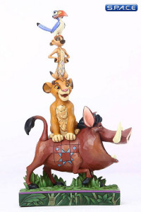 Stacked Characters Statue (The Lion King)