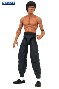 Shirtless Bruce Lee Select (Bruce Lee)