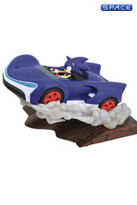 Sonic Gallery PVC Diorama (Team Sonic Racing)