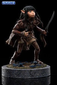 Rian the Gelfling Statue (The Dark Crystal: Age of Resistance)