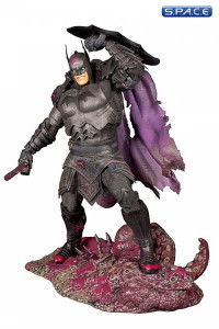 Armored Batman DC Gallery PVC Statue GameStop Exclusive (Dark Nights: Metal)
