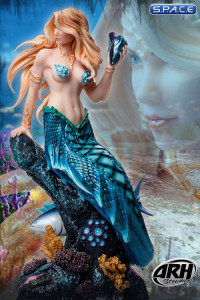 The Good Mermaid Sharleze Statue - Human Skin Version