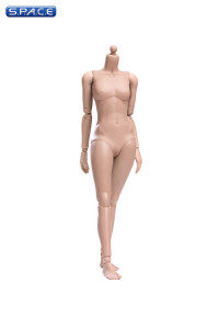1/6 Scale female suntan Body (2019 Version / small Breast / with joints)