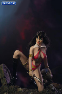 1/6 Scale Vampirella - Jose Gonzalez 50th Anniversary Edition