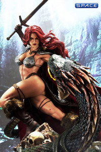 1/3 Scale Red Sonja She-Devil with a Vengeance Deluxe Museum Masterline Statue (Red Sonja)