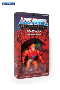 Beast Man Vintage »Los Amos« Packaging (Masters of the Universe)