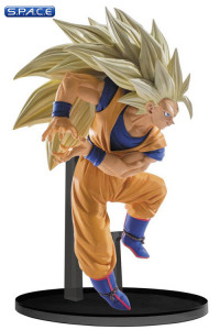 Super Saiyan 3 Son Goku PVC Statue - Banpresto Figure Colosseum Vol. 6 (Dragon Ball Super)