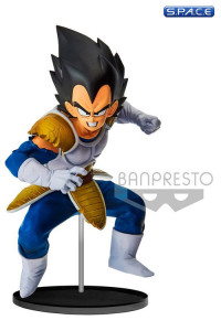 Vegeta PVC Statue - Banpresto World Figure Colosseum Vol. 6 (Dragon Ball Z)