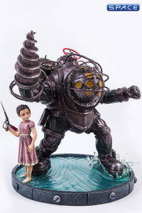 Big Daddy - Bouncer Statue (Bioshock)