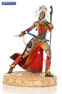 Seoni »Battle Ready« Statue (Pathfinder)
