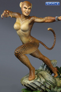 Cheetah Super Powers Collection Maquette (DC Comics)