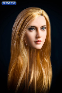 1/6 Scale Anna Head Sculpt (blue eyes / blonde hair)