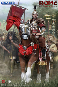 1/6 Scale Imperial Roman General - Deluxe Version