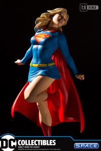 Supergirl Statue by Frank Cho (DC Comics Cover Girls)