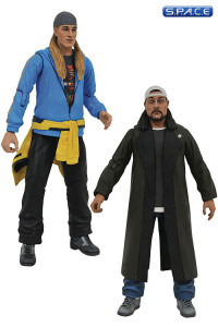 Complete Set of 2: Jay and Silent Bob Reboot Select Series 1 (Jay and Silent Bob Reboot)