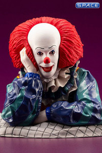 1/6 Scale 1990 Pennywise ARTFX Dekodemo Statue (Stephen King's It)