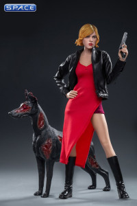 1/6 Scale Alice 3.0 with Zombie Dog