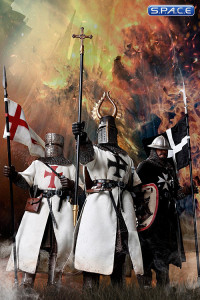 1/6 Scale Crusader Knights - Glory of the Holy City