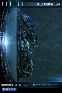 Queen Alien 3D Wall Art (Aliens)