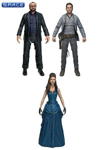 Complete Set of 3: Westworld Select Series 2 (Westworld)