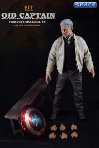 1/6 Scale Old Captain
