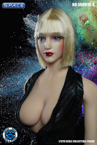 1/6 Scale Iris Head Sculpt with Make-Up (blonde hair)