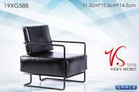 1/6 Scale modern Sofa (black)