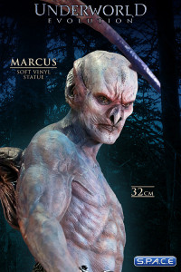 Marcus Soft Vinyl Deluxe Statue (Underworld: Evolution)