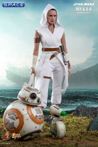 1/6 Scale Rey and D-O Movie Masterpiece Set MMS559 (Star Wars - The Rise of Skywalker)