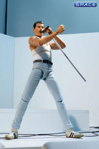S.H.Figuarts Freddie Mercury - Live Aid Version (Queen)