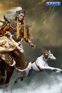 1/6 Scale Erlang God Yang Jian & The Defied Dog (Havoc in Heaven)