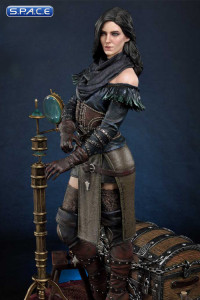1/4 Scale Yennefer of Vengerberg Alternative Outfit Premium Masterline Statue (The Witcher 3: Wild Hunt)