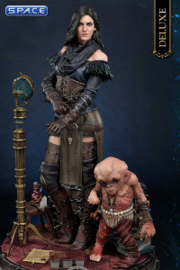 1/4 Scale Yennefer of Vengerberg Alternative Outfit Deluxe Version Premium Masterline Statue (The Witcher 3: Wild Hunt)